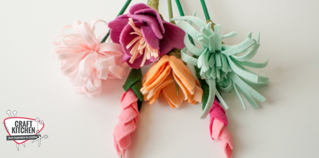 DIY Flower Power Lidy