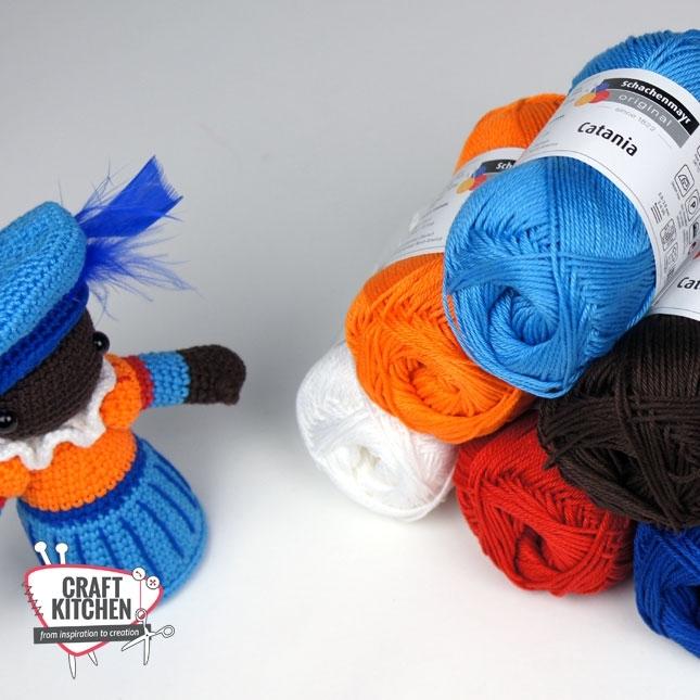 Gratis Haakpatroon Zwarte Piet Sinterklaas Craftkitchen