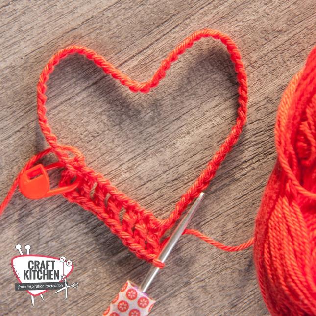 Valentijn Theelichtjes Craftkitchen